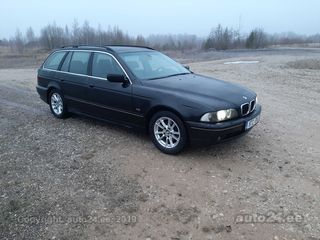 BMW 525 Exclusive Edition 2.5 R6 120kW