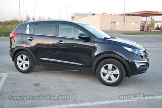 Kia Sportage AWD WINTER 2.0 120kW