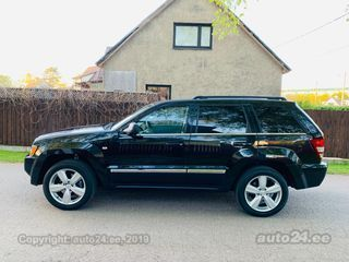 Jeep Grand Cherokee Limited Startech Edition 3.0 160kW