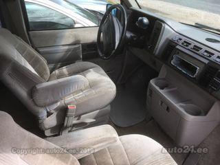 Chevrolet Astro LT Extended AWD 4.3 i V6 116kW