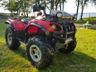 Yamaha Grizzly 660 >> Mototehnika Ee Yamaha Grizzly 660 Limited 4x4 Full