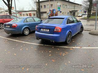 Audi S4 ABT väljalase 4.2 V8 253kW