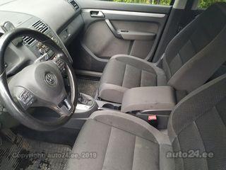 Volkswagen Touran 2.0 103kW