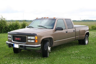 GMC Sierra Long 6.5 V8 135kW
