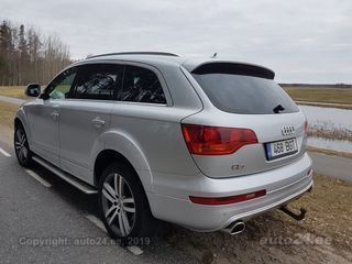 Audi Q7 3.0 Offroad package 210kW