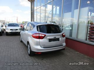 Ford C-MAX 1.6 TDCI 85kW
