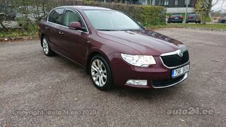 Skoda Superb Family 2.0 103kW