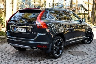 Volvo XC60 SUMMUM INTELLI SAFE PRO WINTER MY 2017 2.4 D4 AWD 140kW