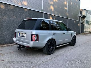 Land Rover Range Rover Vogue 2.9 130kW