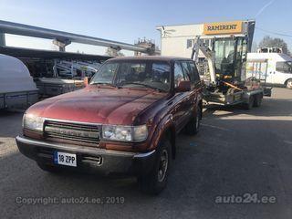 Toyota Land Cruiser 80 VX 4.2 123kW