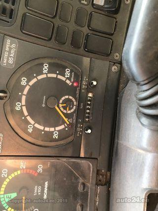 Scania P94 169kW