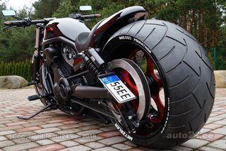 Harley-Davidson VRSCA V-Rod Turbo 86kW
