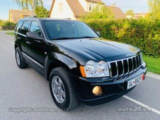 Jeep Grand Cherokee Limited Startech Edition 3.0 165kW