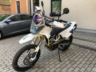 Husqvarna 701 enduro rally 53kW