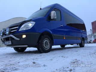 Mercedes-Benz Sprinter 316 cdi 2.1 120kW