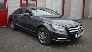 Mercedes-Benz CLS 350 BlueEfficiency 3.0 V6 CDI 195kW