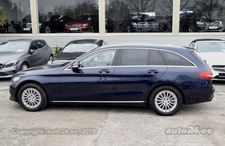 Mercedes-Benz C 220 T Blue TEC Avantgarde 2.2 125kW