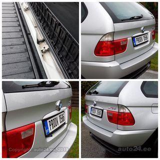 BMW X5 3.0 160