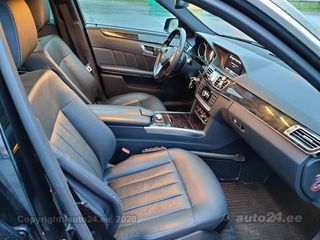 Mercedes-Benz E 350 Avantgarde 4Matic 3.0 V6 BLUETEC 185kW