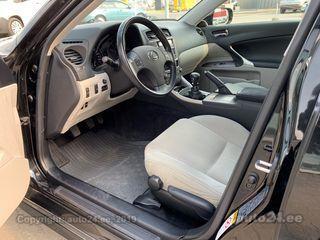 Lexus IS 220 D Facelift 2.2 D-CAT 130kW