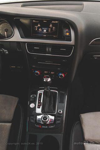 Audi S4 B8.5 Facelift 3.0 V6 TFSI 245kW