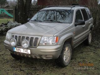 Jeep Grand Cherokee 4.7 V8 164kW