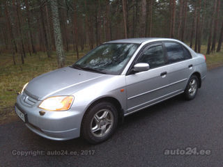 Honda Civic 1.6 81kW
