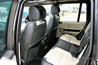 Land Rover Range Rover Autobiography Black and White 4.4 230kW