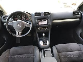 Volkswagen Golf DSG Highline 2.0 Tdi 103kW