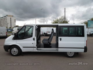 Ford Transit 300M NEW-LINE TREND 2.2 TDCI 92kW