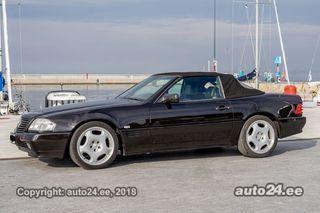 Mercedes-Benz SL 320 3.2 125kW