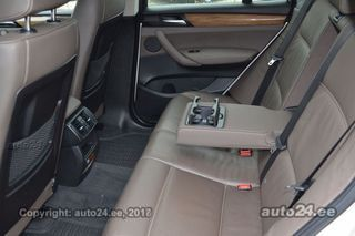 BMW X3 2.0 180kW