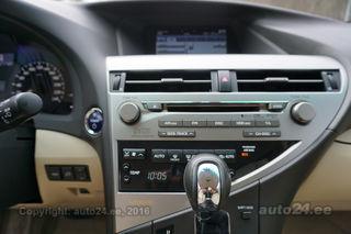 Lexus RX 450h Luxury Premium 3.5 hubriid 183kW