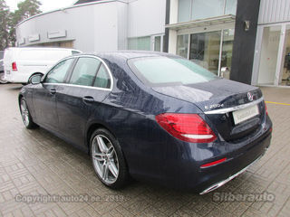 Mercedes-Benz E 200 d AMG/Widescreen 2.0 R4 110kW