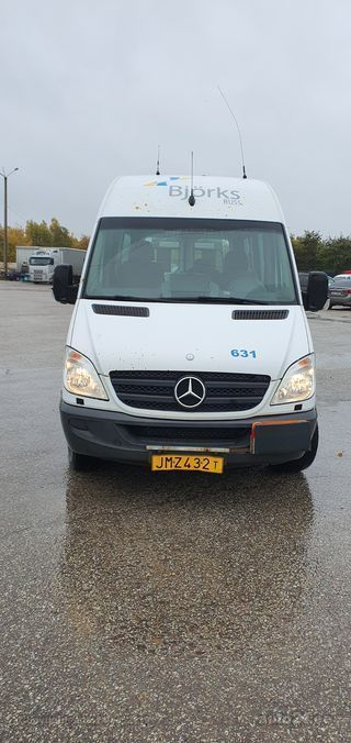 Mercedes-Benz Sprinter 316NGT 115kW