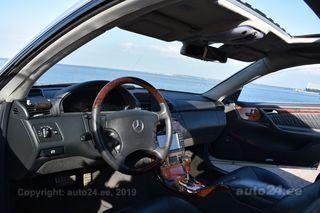 Mercedes-Benz CL 500 FACELIFT 5.0 V8 225kW