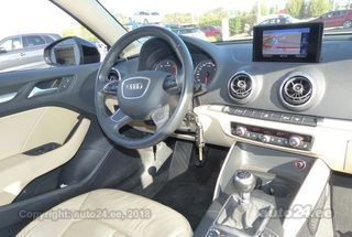 Audi A3 Attraction 1.6 TDI 81kW