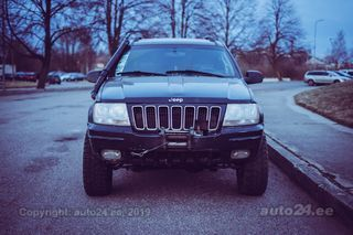 Jeep Grand Cherokee Limited 2.7 120kW