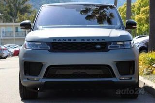Land Rover Range Rover Sport V8