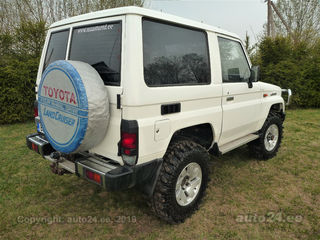 Toyota Land Cruiser 70 3.0 92kW