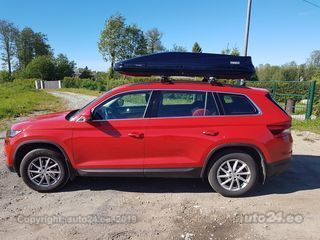 Skoda Kodiaq Ambition PLUS Corrida Red 1.4 110kW