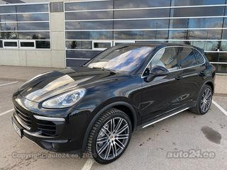 Porsche Cayenne 4.1 283kW