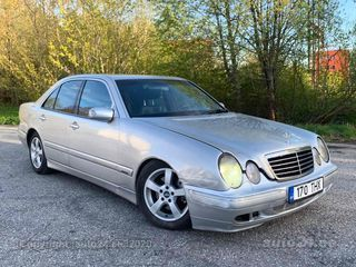 Mercedes-Benz E 320 Facelift 3.2 Avantgarde 145kW