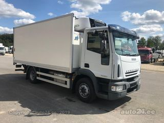 Iveco Eurocargo ML140 4X2 + CARRIER + MANUAL 176kW