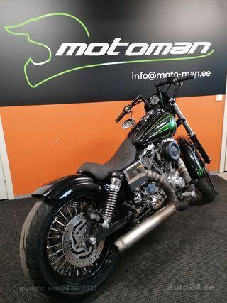 Harley-Davidson Dyna Super Glide FXD V2 46kW