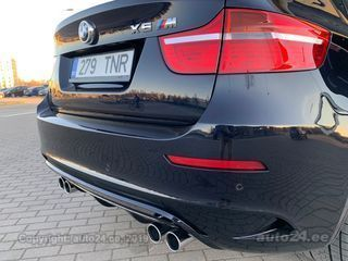 BMW X6 M 4.4 V8 turbo 408kW