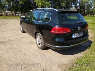 Volkswagen Passat Variant 1.4 TSI Eco fuel 110kW