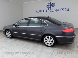 Peugeot 607 Facelift ATM 2.7 HDI 150kW