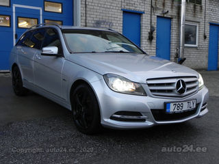 Mercedes-Benz C 220 Avantgarde 2.1 125kW