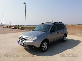 Subaru Forester 4x4 2.0 110kW